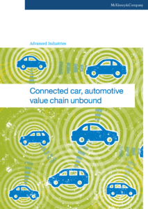 Connected Car, Automotive Value Chain Unbound